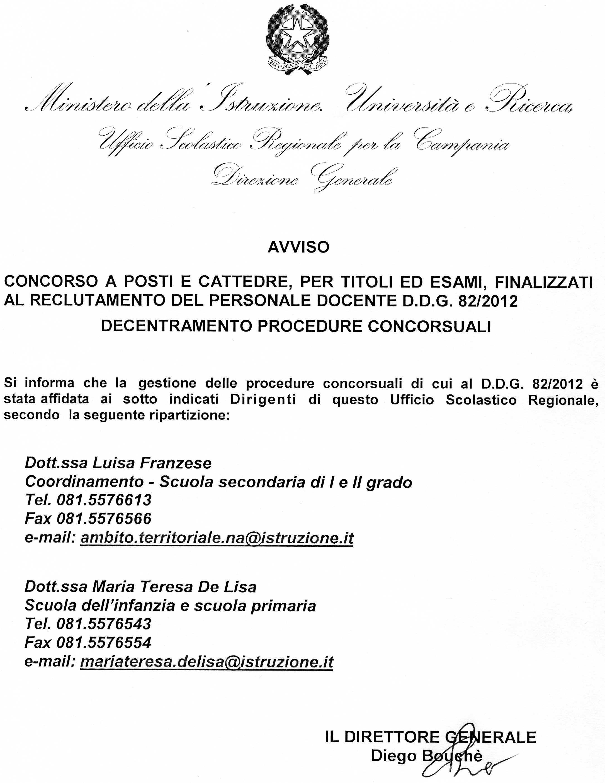 Calendario Sedute Di Laurea Unisa.Comunicazioni Archivio 2013 Direzione Generale U S R